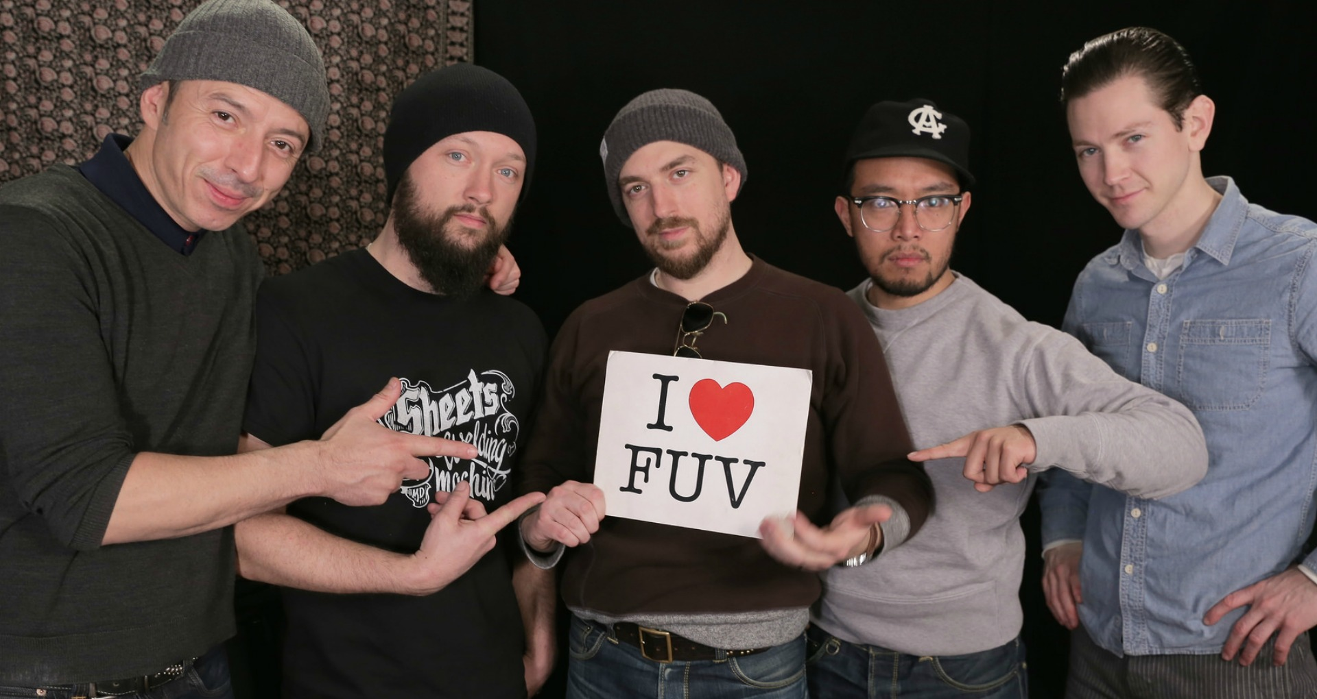 Hear an FUV Live session with JD McPherson tonight at 9.