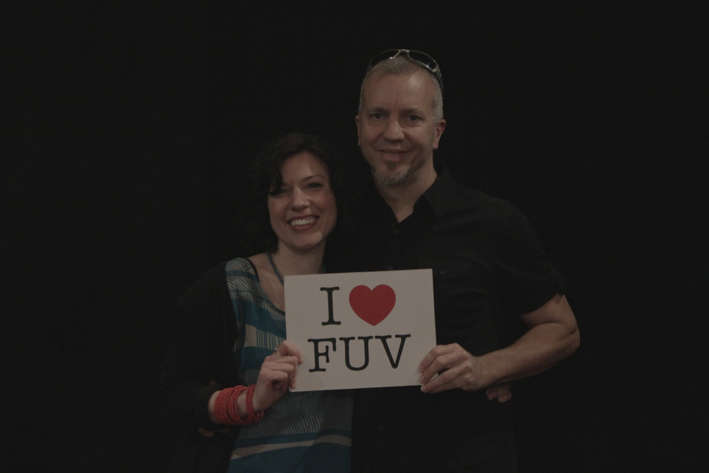 It's FUV Live with JJ Grey and Mofro, and host Carmel Holt - tonight at 9. See video here.