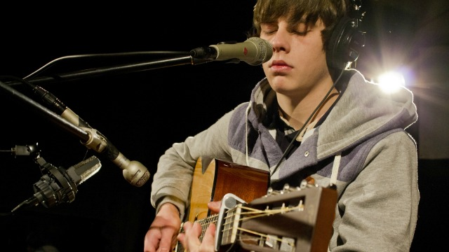 Meet UK singer-songwriter phenom Jake Bugg, tonight at 9pm on Words & Music.