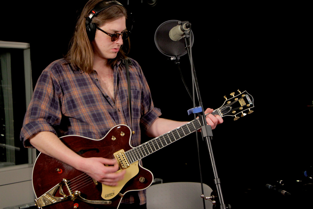 British Bluesman, Jamie N Commons joins us in Studio A tonight at 9 for an FUV Live session