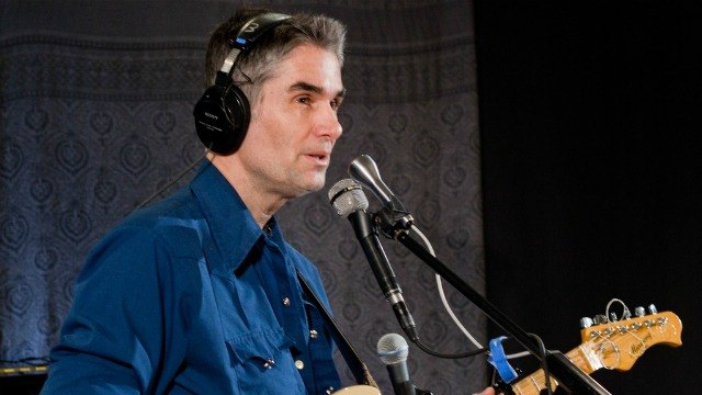 Monday at 9pm on Words and Music: The songs (and stories) of Jim White in Studio A.