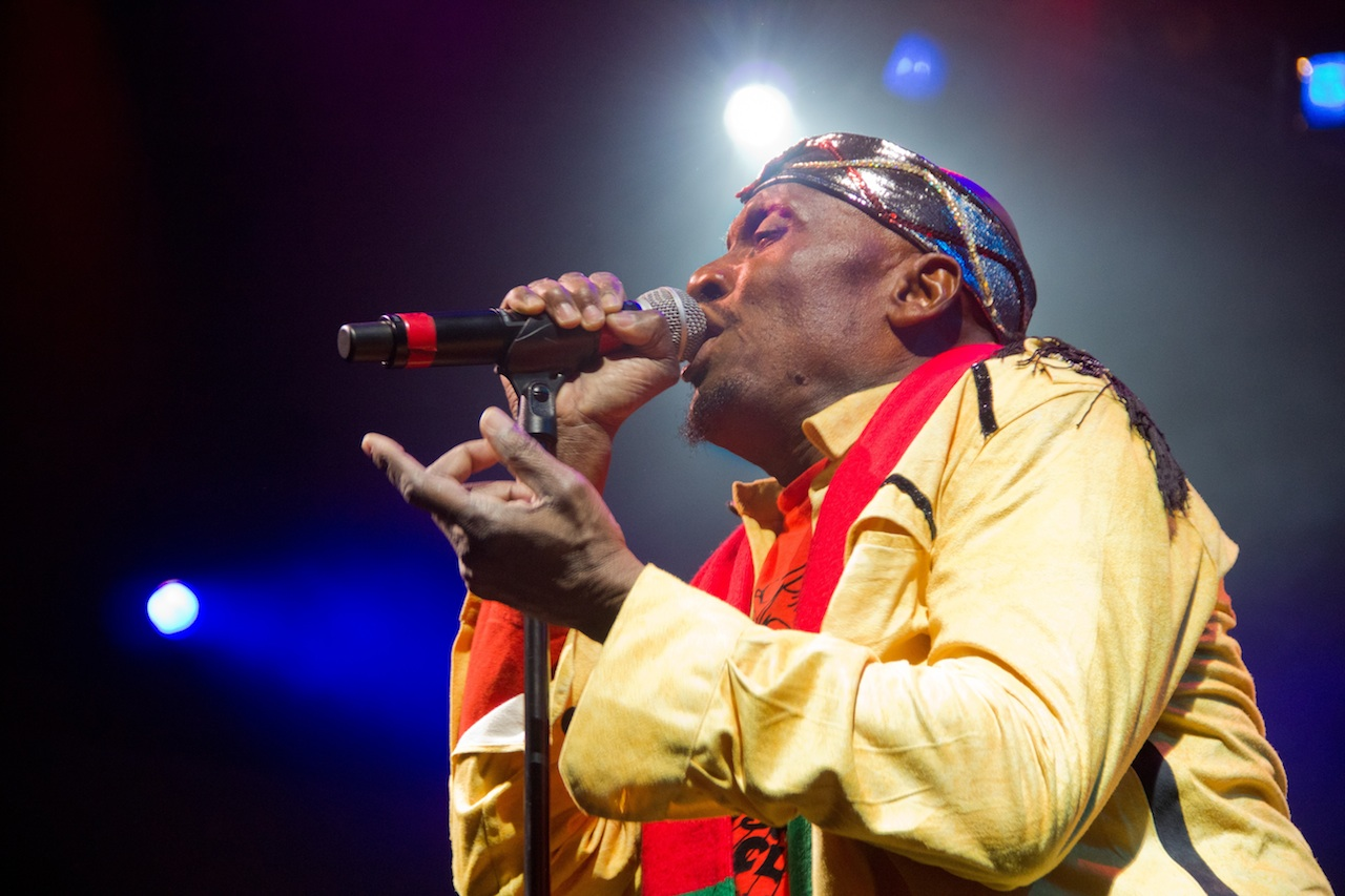 Missed Jimmy Cliff's opening night performance at Celebrate Brooklyn? Listen here.