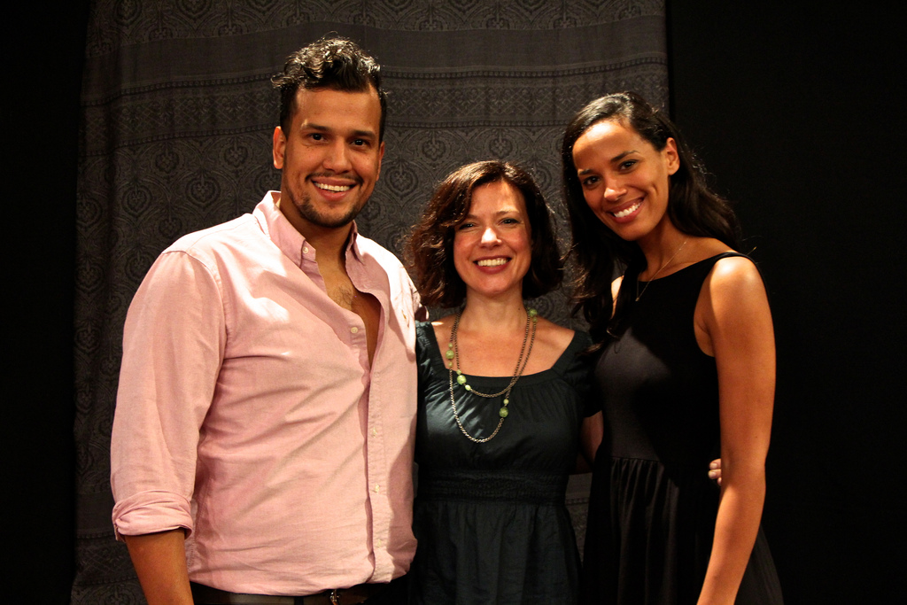 Johnnyswim joins host Carmel Holt on FUV Live, tonight at 9.