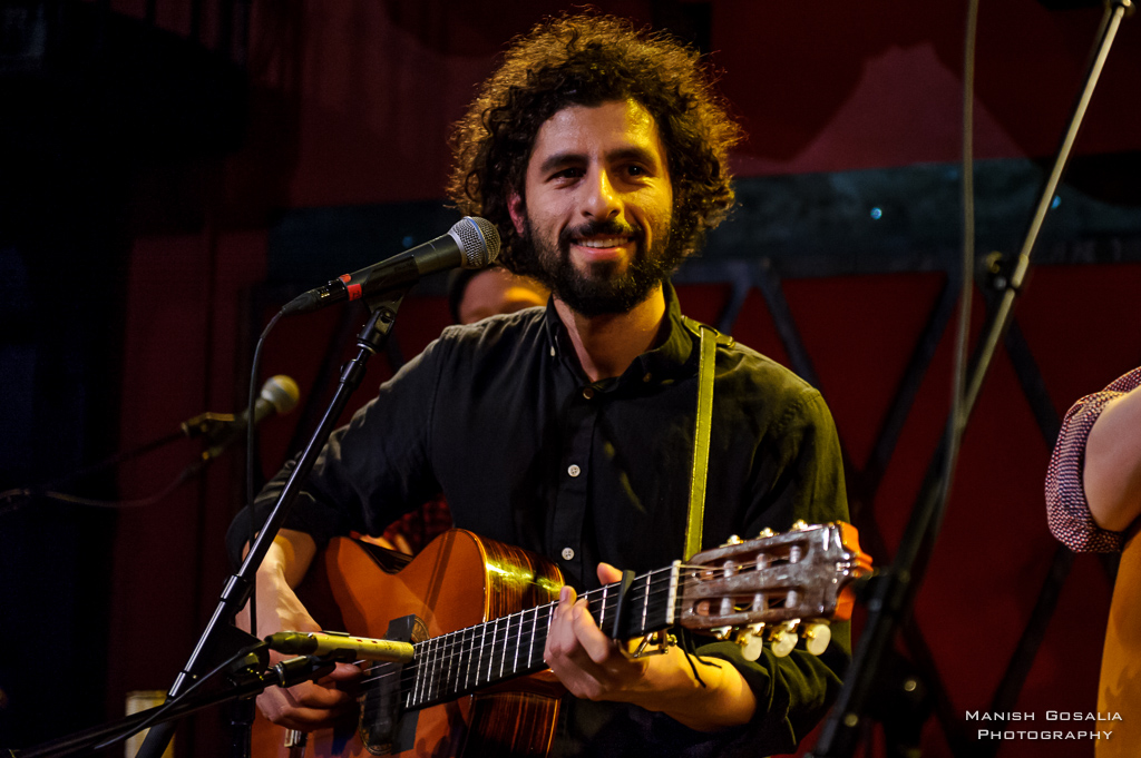 Jose Gonzalez (photo by Manish Gosalia)