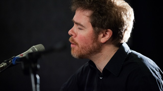 His new album 'The Beast In Its Tracks' is out today, and Josh Ritter is our guest on Words & Music, tonight at 9pm. See video now.