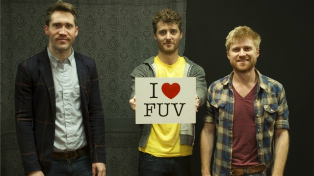 And FUV hearts Jukebox the Ghost. Hear live songs from the band's new album, 'Safe Travels,' tonight at 9pm on Words & Music.