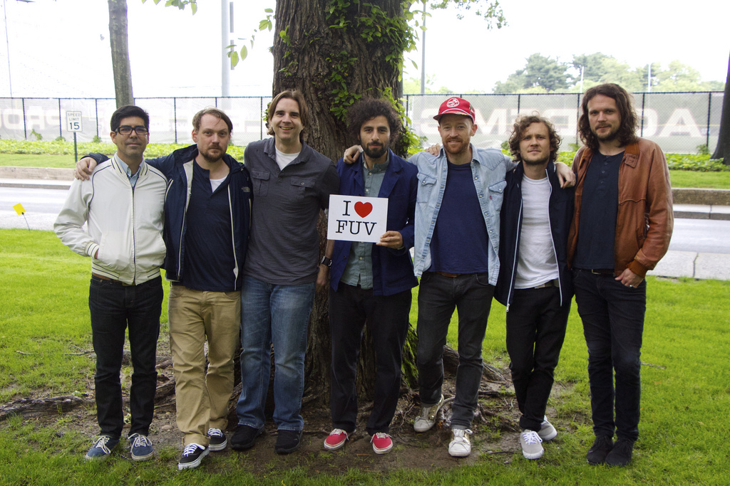 The Swedish band Junip are on FUV Live, tonight at 9