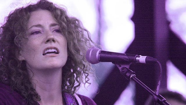 How much do we all love Kathleen Edwards? This much.