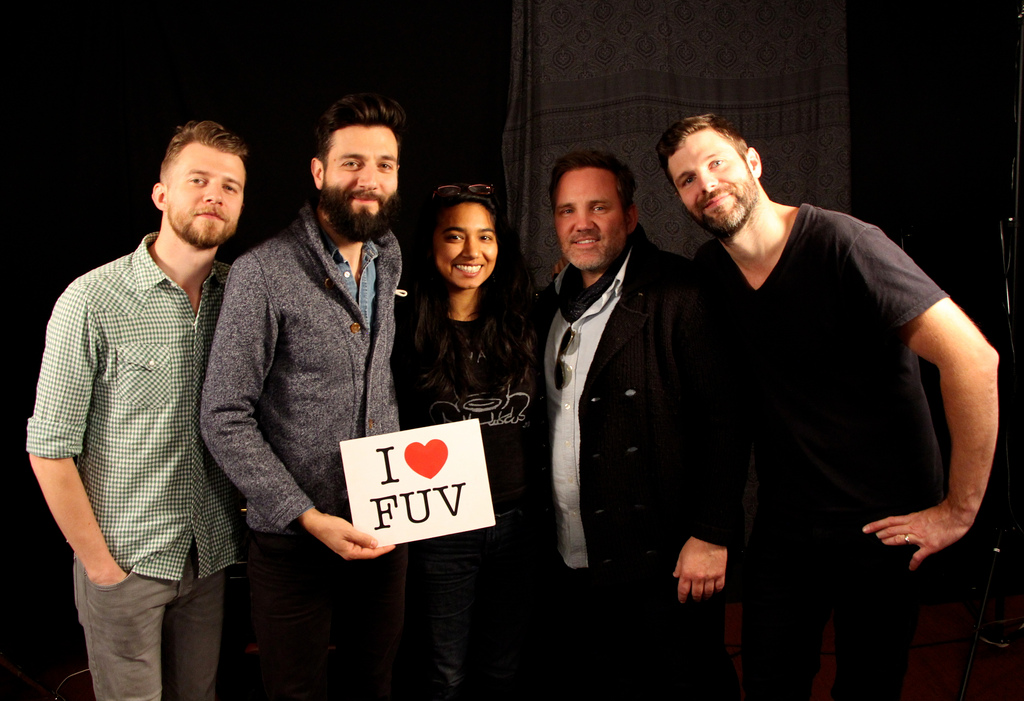 "We're putting the ""Spotlight"" on the Nashville band Leagues, tonight at 9 on FUV Live."
