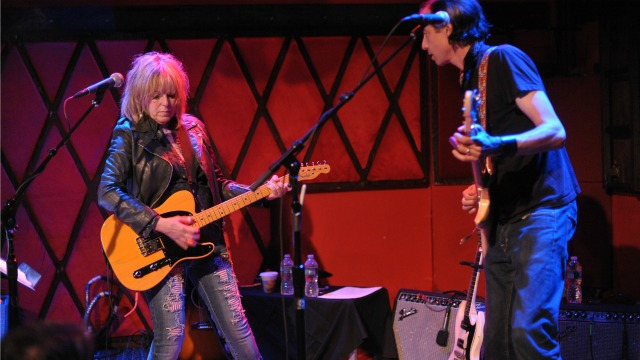 Hear Lucinda Williams tonight at 9 on FUV Live and anytime in the FUV Vault.