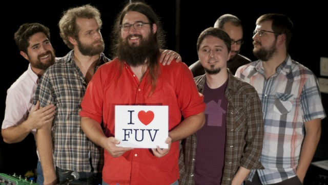 Fridays on FUV, Take Five with The Alternate Side. This week: Matthew E White.