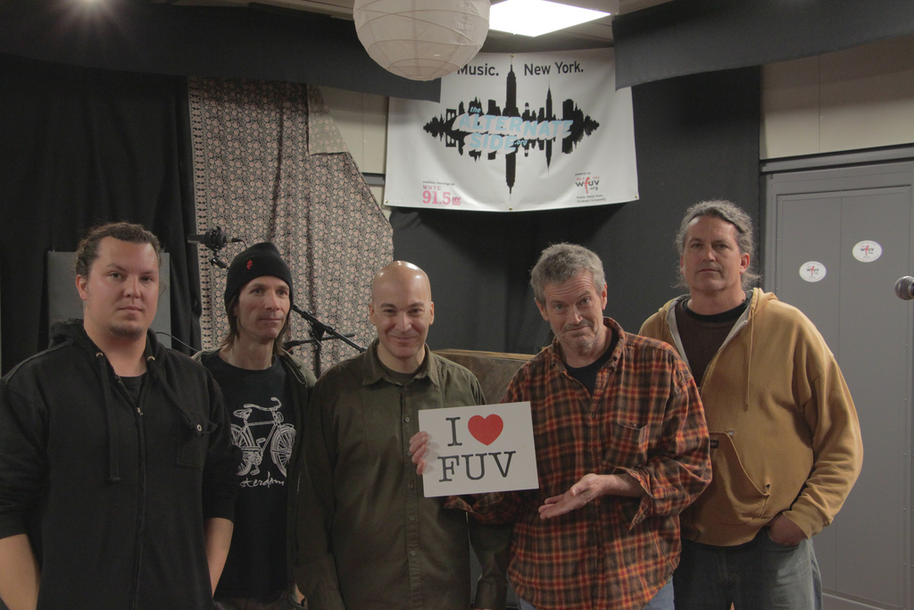 Eric Holland hosts the Meat Puppets for an FUV Live session tonight at 9
