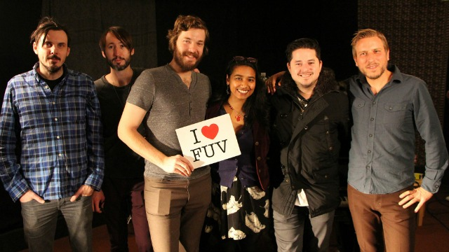 Hear an FUV Live session with Midlake tonight at 9