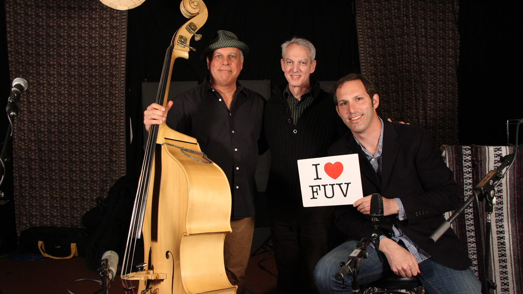 Hear an FUV Live session with Milton tonight at 9.