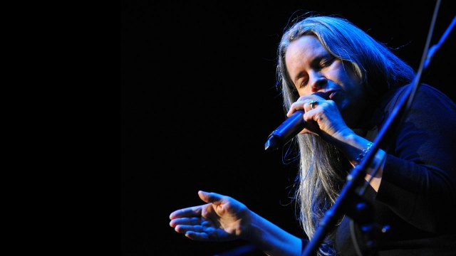 Natalie Merchant at Holiday Cheer for FUV