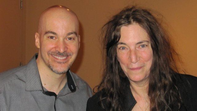 From the FUV Vault: Host Eric Holland talks with Patti Smith.