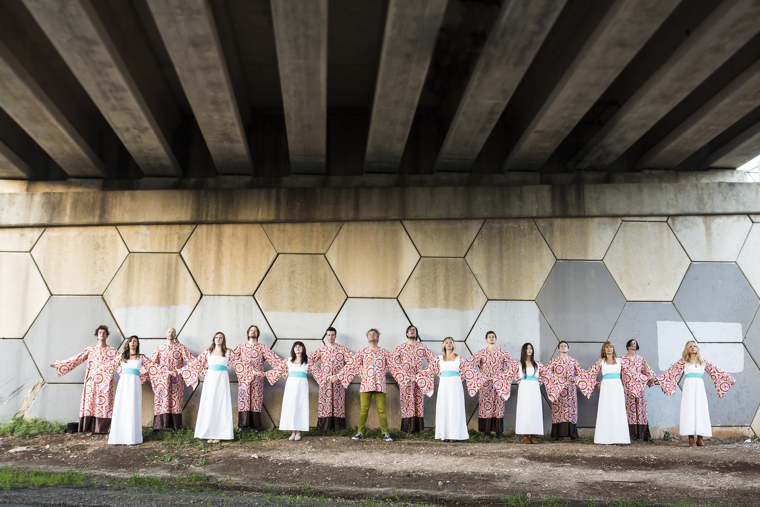 The Polyphonic Spree Live on FUV
