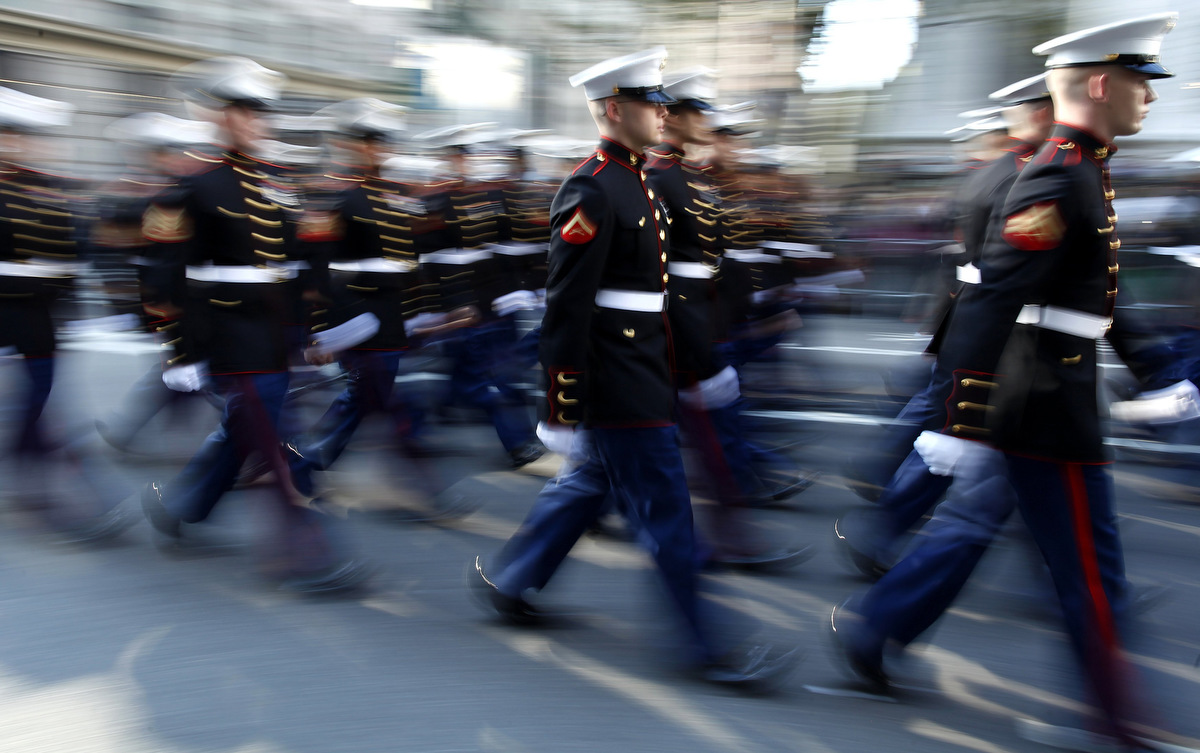 Question of the Day: Veteran's Day Observed