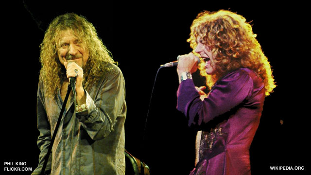 Hear an FUV Live session with Robert Plant tonight at 9.