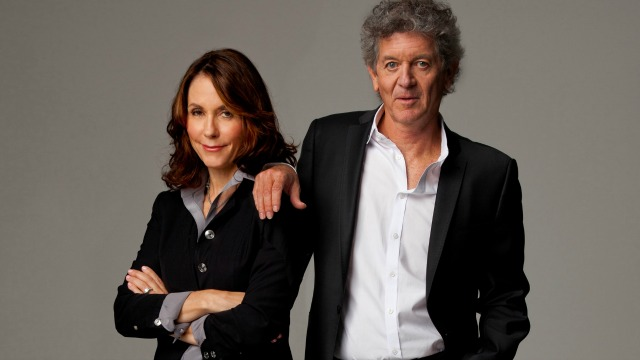 "Tonight at 9pm on Words and Music: Author Mary Karr and songwriter Rodney Crowell collaborate as ""Kin"" on a new album. Check out video here."