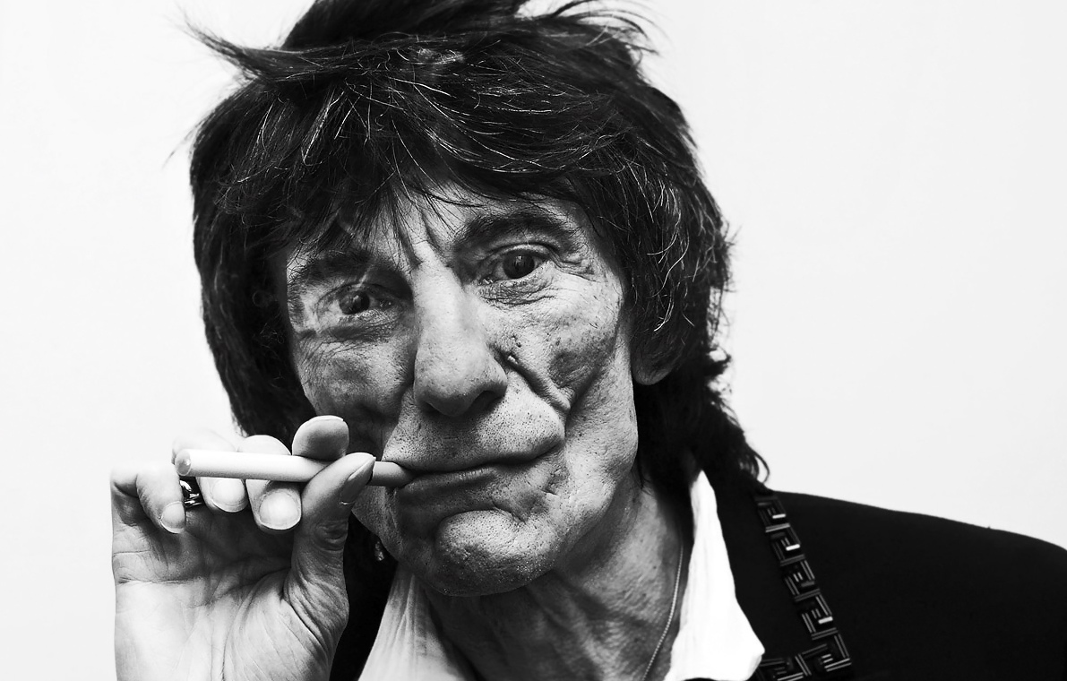 Question of the Day:  The Best of Ronnie Wood