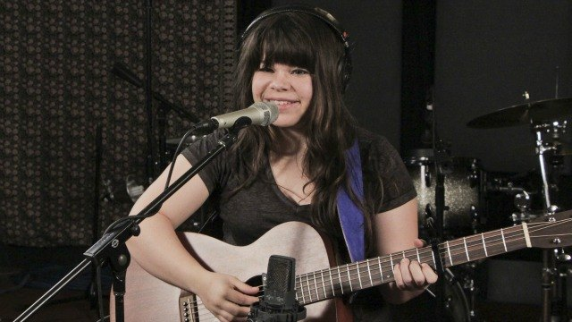 Hear Oklahoma songwriter Samantha Crain on Words & Music, tonight at 9pm. See video now.