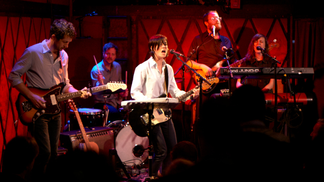 Hear Sharon Van Etten on FUV Live tonight at 9, or anytime in the FUV Vault.