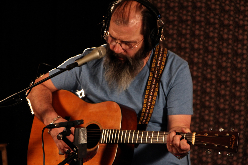 Hear an FUV Live session with Steve Earle tonight at 9