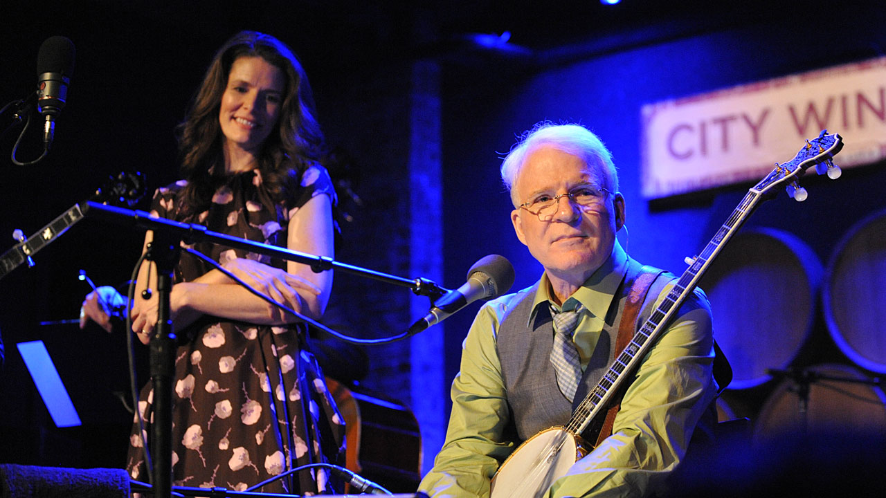 Listen in on our FUV Live show with Steve Martin & Edie Brickell, tonight at 9pm. Watch video here.