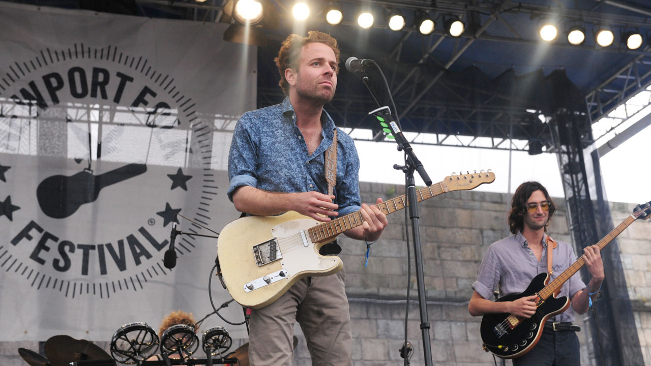 Newport Folk Festival 2014: Sunday