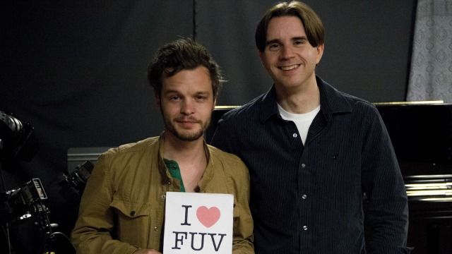 Fridays on FUV, Take Five with The Alternate Side. This week: The Tallest Man on Earth (with the taller, Russ Borris).