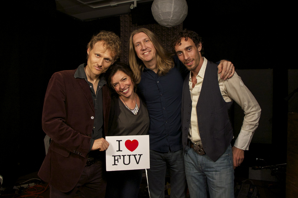 Hear an FUV Live session with The Wood Brothers tonight at 9