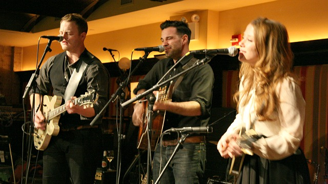 Hear The Lone Bellow plus Josh Ritter, John Pizzarelli and more in highlights from 'The Highline Sessions at Del Posto,' tonight at 9pm.