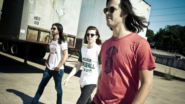 Tonight at 9pm on Words & Music: 'Enjoy The Company' of the Athens, GA trio The Whigs. See in-studio video now.