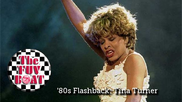 The final week of '80s Flashback songs starts with 'What's Love Got To Do With It' by Tina Turner.