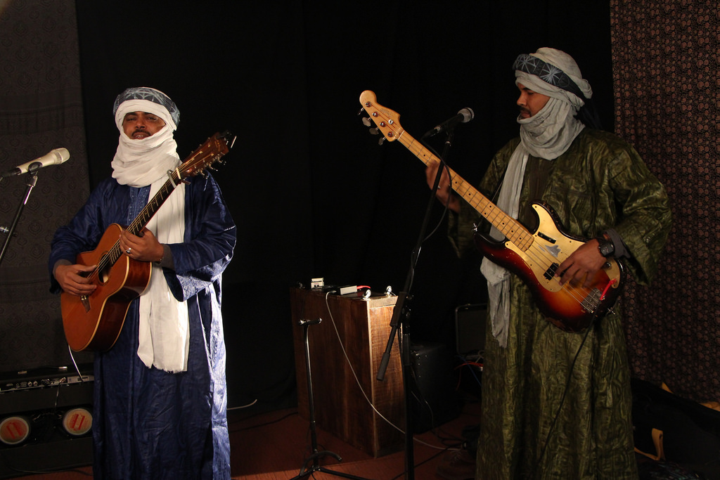 Hear an FUV Live performance from Tinariwen tonight at 9.