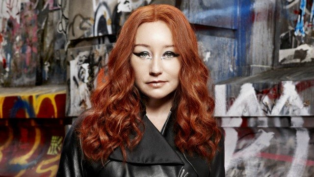 Tonight at 9pm on Words & Music: Hear Tori Amos recorded live in Studio A, talking about her new album, 'Gold Dust.'