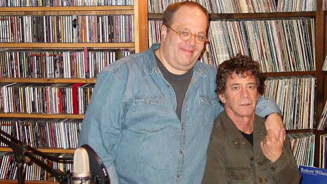 Vin Scelsa revists an 1998 interview with Lou Reed, touching on Lou's friendship with Václav Havel, his work with Robert Wilson and more.