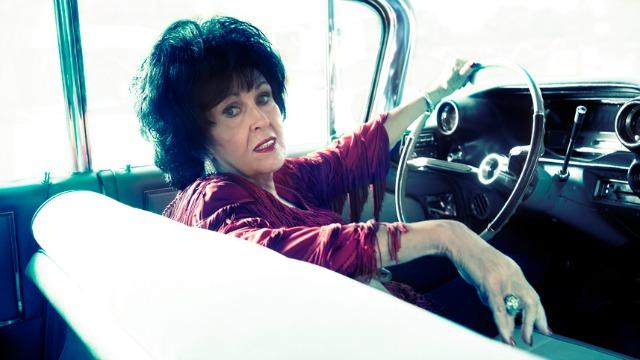 Check out video of Wanda Jackson and her band, live in Studio A. Then listen in for the full session, tonight at 9pm on Words & Music.