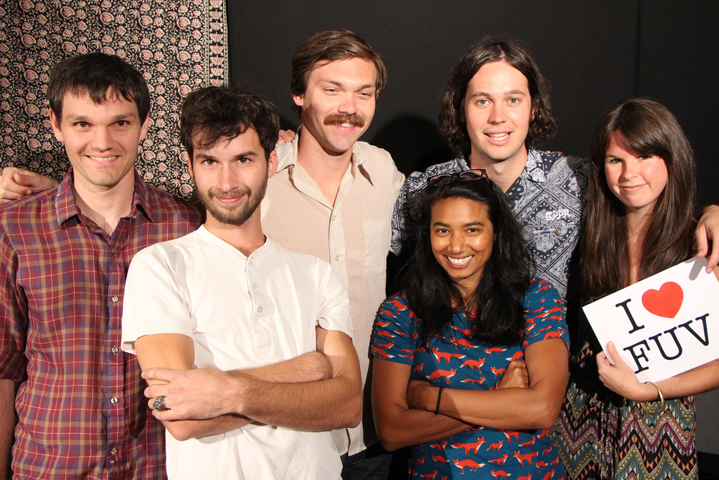 Washed Out joins host Alisa Ali on FUV Live, tonight at 9.
