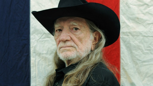 "Tuesday at 9pm on Words and Music: Head out ""on the road again"" for Rita Houston's tour bus chat with Willie Nelson."