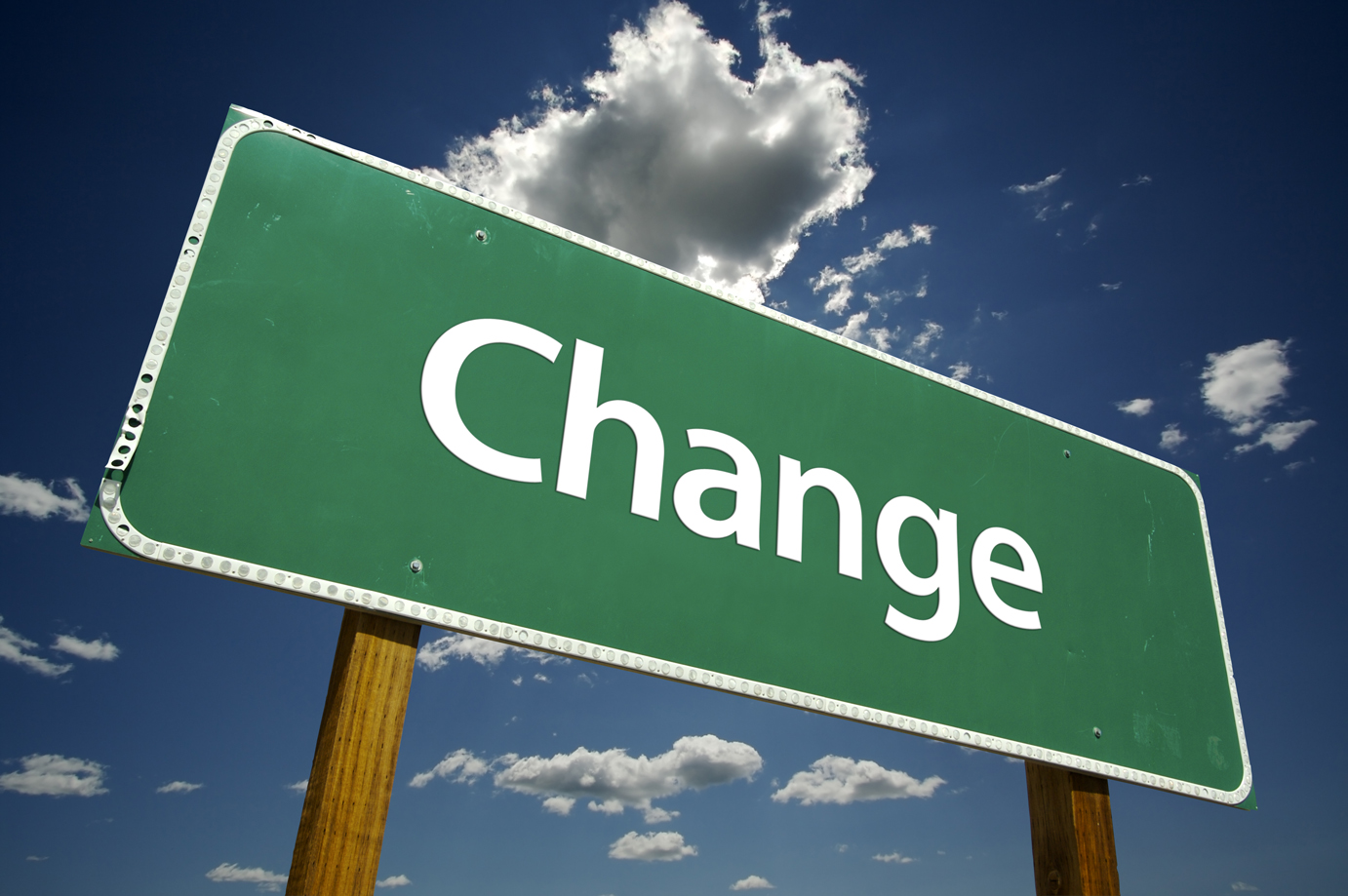 Question of the Day: Why Do We Hate Change?