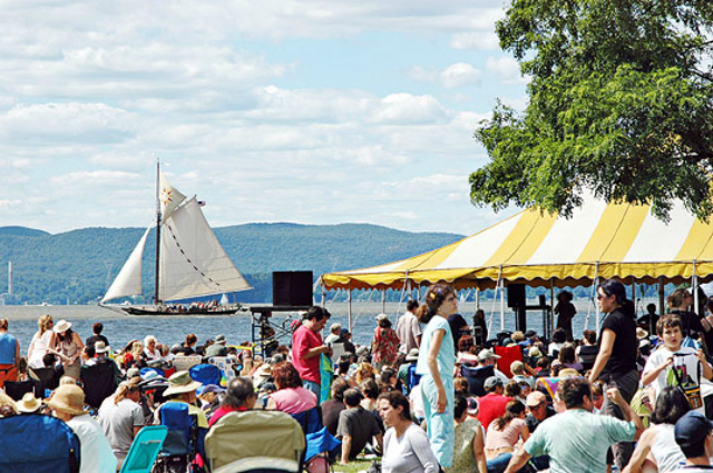 WFUV will be at Clearwater's Great Hudson River Revival, this weekend June 16 & 17. Hope to see you there!