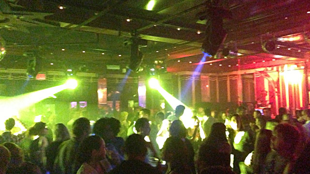 How did our Saturday night Rock Your Body dance party go? Glad you asked.
