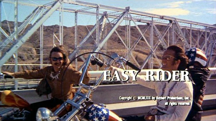"Darren DeVivo shares the freedom of the open road with 'Born To Be Wild"" from Easy Rider."
