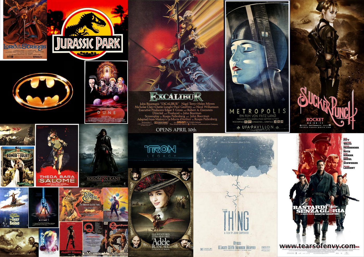 Question of the Day: Favorite Film Soundtrack?