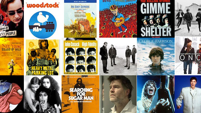 See our favorite rock flicks and vote for yours