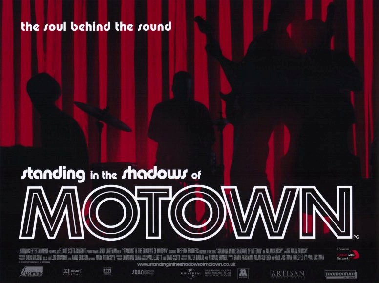 """Standing in the Shadows of Motown"" features among others, Bob Babbitt."