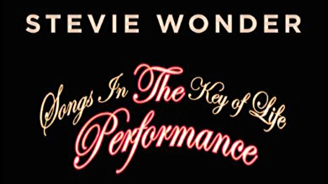 Rita Houston on Stevie Wonder's 'Songs in the Key of Life' show