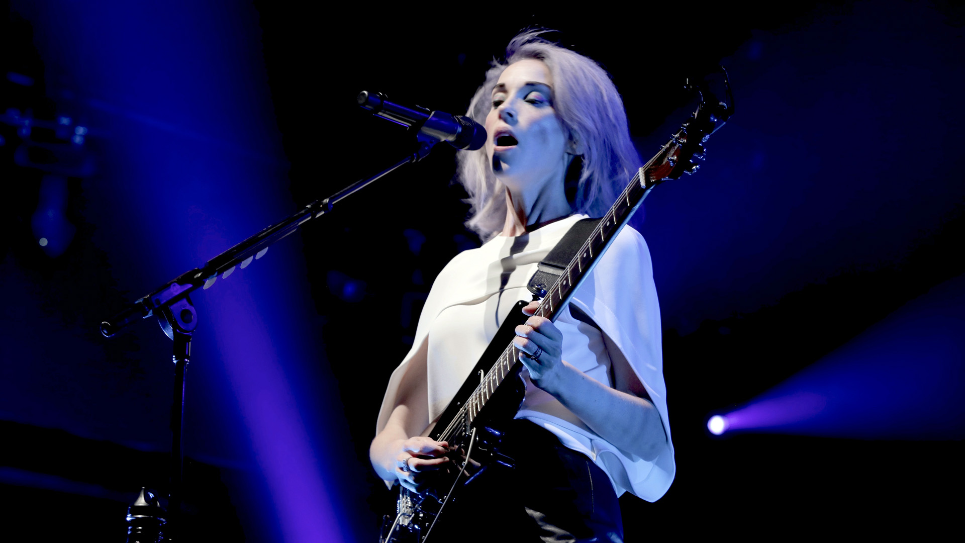 Missed FUV's broadcast of St. Vincent at Celebrate Brooklyn? Listen now in the FUV Vault.